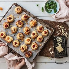Who knew you could make something this delish with 3 only ingredients? Can't wait to try these Cheese Whizzes from We Are What We Eat.
