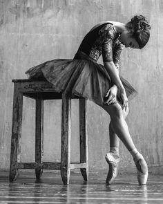 Ballerina ( credit unknown )