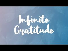 Hymns - Infinite Gratitude - YouTube Spiritual Songs, My Lord, My King, What Is Love, Infinite, Gratitude, Singing, Spirituality, Mindfulness