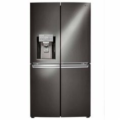 LG 23 cu.ft. 4-Door Refrigerator with Door-in-Door - LNXC23766D (€3.770) ❤ liked on Polyvore featuring home, home improvement and household appliances