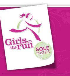 Support Girls on the Run by becoming a SoleMate - run any event to raise funds.