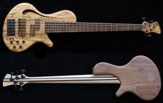 Adamovic, Jupiter 5 string bass