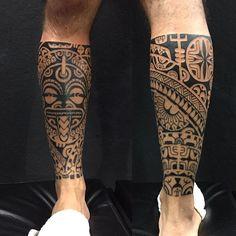 maori tattoos back – Tattoo Leg Tattoo Men, Tattoo Motive, Calf Tattoo, Forearm Tattoos, Body Art Tattoos, Sleeve Tattoos, Tribal Tattoos, Mayan Tattoos, Trendy Tattoos