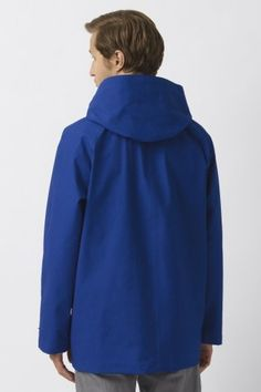 #Lacoste Hooded Cotton #Coat