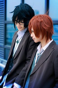 Cosplay anime k project