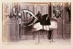 Armure de cheval de Chevallier Auguste (Reproduction)
