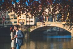 Florence Autumn Anniversary Session | Fly Away Bride