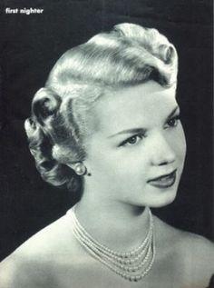 Inspiring 1940's hair styles