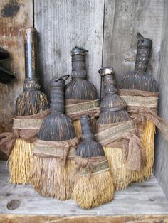 Witchy Brooms
