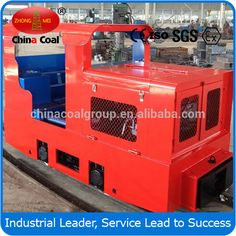 Narrow Gauge Trolley Electric Locomotive For Mining Electric Locomotive, Diesel Locomotive, Mining Equipment, Coal Mining, Diesel Engine, Trolley, Product Introduction, Transportation, China