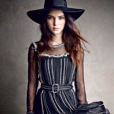 Kendall Jenner Opens Up About Her Double Life: ''I Feel Like Hannah Montana''  Kendall Jenner