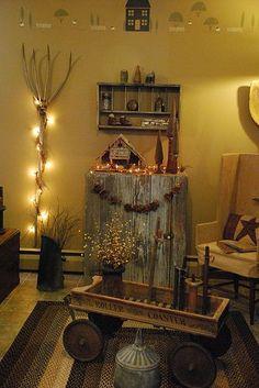 Primitive Living Room   Flickr
