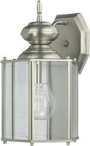 QuorumLightingExperts | One Light 5 - Panel Wall Lantern