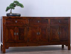 Antikes chinesisches Sideboard   172cm   Kirsche    185f