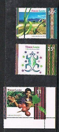 Timor Leste Stamp
