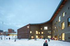Galería de Escuela Saunalahti / VERSTAS Architects - 1
