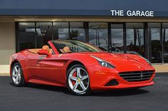 awesome 2016 Ferrari California 2dr Convertible - For Sale