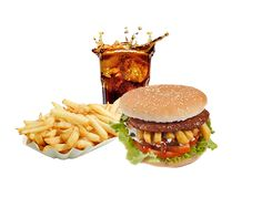Fast food  Fast food is always appropriate, and delicious, it is also palatable taste. But sometimes it makes us forget the deliciou...