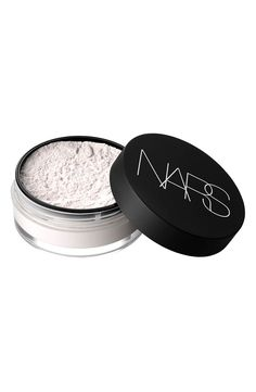 NARS light reflecting loose setting powder - love this stuff! #beauty #products #makeup