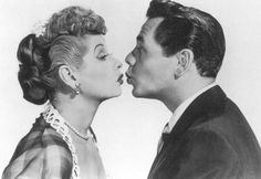 Lucille Ball ( Lucy ) and Desi