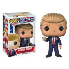 President donald trump the campaign 2016 Pop the vote #02 Vinyl personaje funko