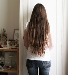 cheveux liss s tr s longs lisseur trendyliss beauty hair pinterest dupes. Black Bedroom Furniture Sets. Home Design Ideas