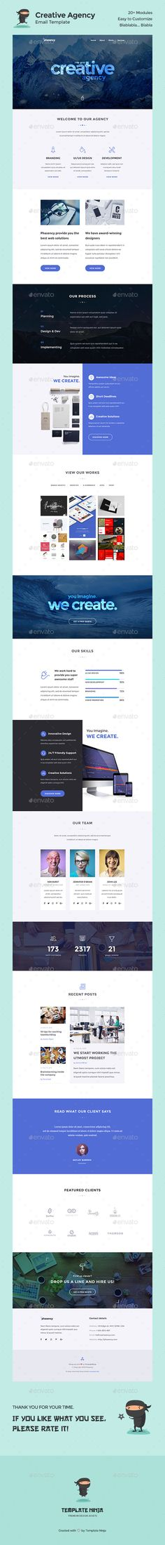 email newsletter psd templates
