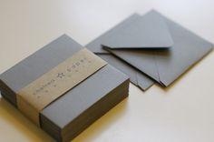 Pewter mini 2 3/4 x 2 3/4 Square Envelope 25/Pk by ChelseaPaper, $4.95