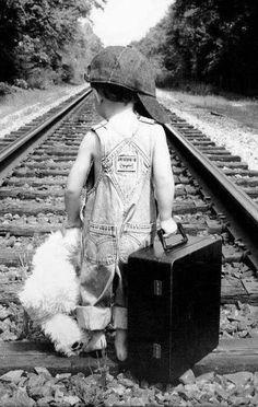 E arriva il tempo che bisogna partire.............................And the time comes that you have to start