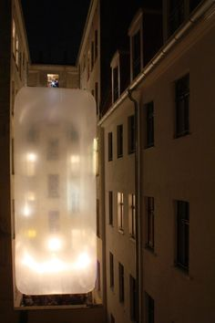 plastique fantastique, Architettura Sonora · SPACE INVADERS · Divisare