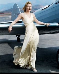 Cate Blanchett photographed by Annie Leibovitz for Vogue