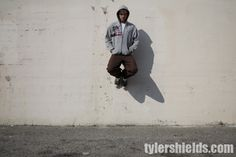 Aaron Paul by Tyler Shields