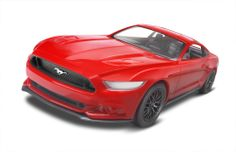 2015 Ford Mustang New SnapTite Build  Play Model Kit FROM REVELL, AVAILABLE AT RETAILERS NOW! Built for fun! #85-1685