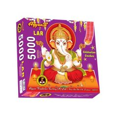 http://www.ayyanonline.com/vibrant-sound/celebration-crackers/5000-celebration-crackers Shop Online 5000 - Celebration Crackers from Ayyanonline.com. Purchase now at wholesale price & CASH ON DELIVERY in Chennai and Bangalore. Celebrate this Diwali with Ayyan Fireworks.