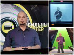 """Записываем Александра Порхунова для программы """"Мобильный репортёр"""""""