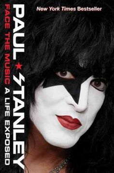 Face the Music: A Life Exposed by Paul Stanley - The co-founder and lead singer of the rock band Kiss discusses his childhood, the drama of his life on and off the stage, his personal relationships, and the turbulent dynamics with his bandmates over the past four decades.