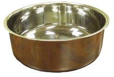 Shastra Extra Liner for CHE027 6-Quart Round Chafing Dish