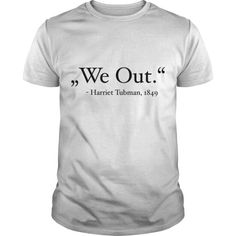 a45120d75 Black Power  Quote  we Out.  (harriet Tubman) T Shirt Sweater