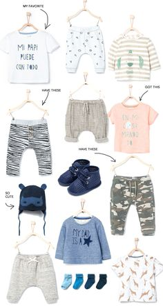 Gender neutral baby outfits