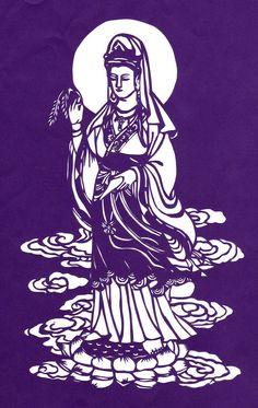 Bodhisattva by SinistrosePhosphate on DeviantArt