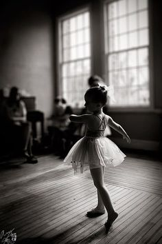 If I have a daughter, I want to introduce her to new things like ballet, gymnastics, and dance. Maybe even ice skating.