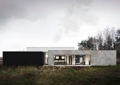 Pruszków House on Behance