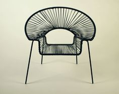 maxenrich:  Silva patio chair, by Popalipana