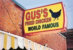 Gus's Fried Chicken Memphis