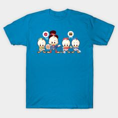 Quack Pack T-Shirt - DuckTales T-Shirt is $13 today at TeePublic!