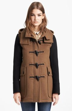 Love this coat @Nordstrom