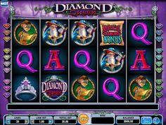 New Diamond Queen slot - http://cp4w.com/igt-slots/diamond-queen.html