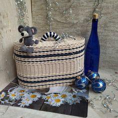 Новости Storage Baskets, Laundry Basket, Wicker, Organization, Home Decor, Getting Organized, Organisation, Decoration Home, Room Decor