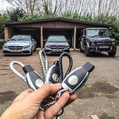Mercedes Benz / AMG Keys