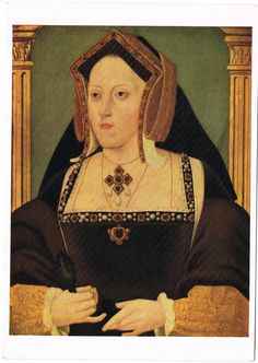 Catherine of Aragon first wife Henry VIII
